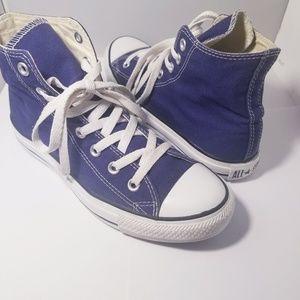 Converse All Star High Top Chuck Taylor Navy Blue